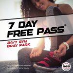 7 Day Free Gym Pass