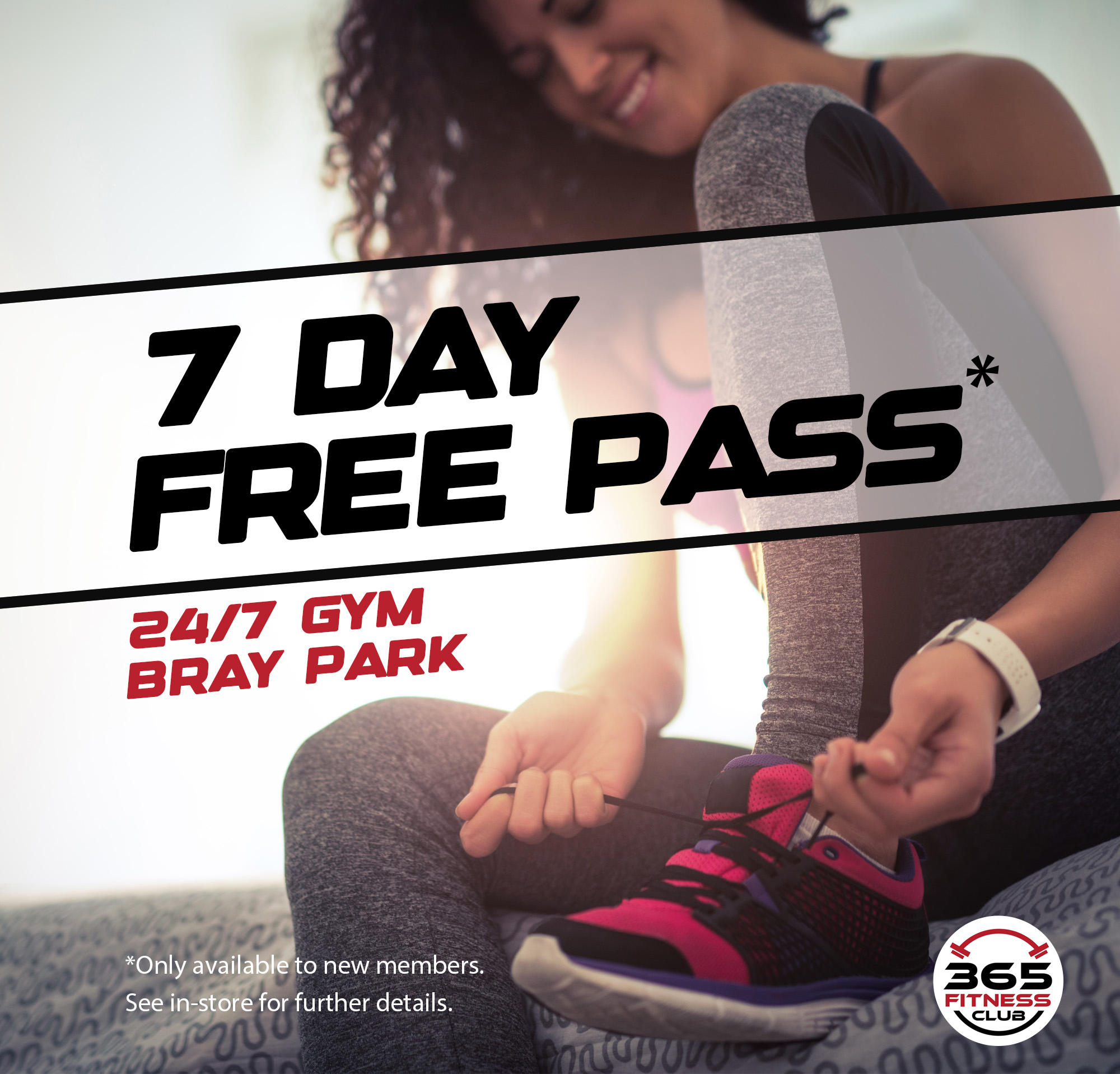 7 Day Free Gym Pass