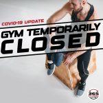 Covid-19 Gym Update